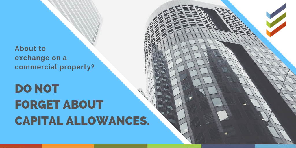 Commercial Property – About to Exchange?