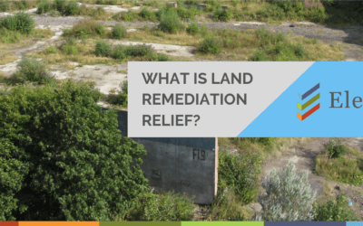 Land Remediation Relief – An Overview