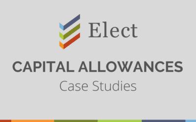 Capital Allowances – Case Studies