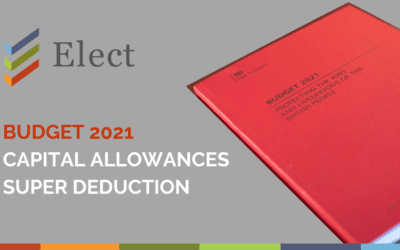 Capital Allowances Super Deduction
